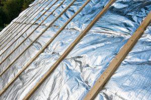 Isolation d'une toiture à Louhans